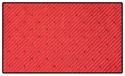 Fire Red Custom Fabric